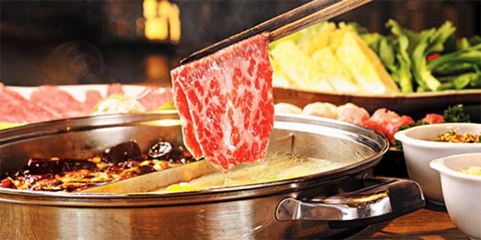 Xian Lao Taiwan Hotpot Kitchen Concept