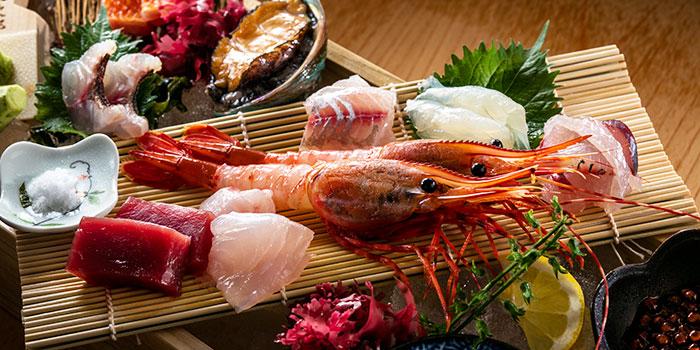 Yonpachi Mori from Sushi Yonpachi in Robertson Quay, Singapore