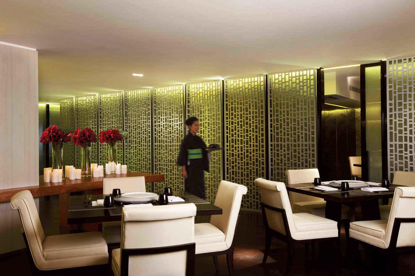 Interior 1 at Aoki Japanese Cuisine