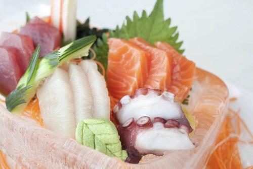 Dish 1 at Aoki