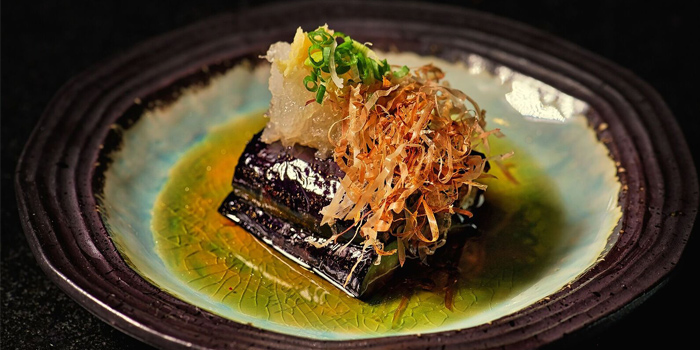 Agadeshi Nasu from Soraya Japanese Steak & Izakaya in Surawong Center Alley, Bangkok
