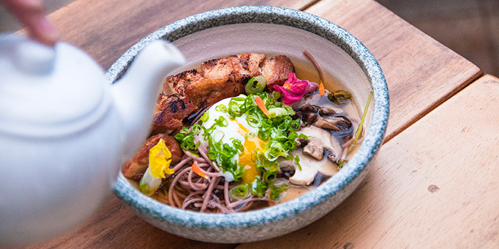 Ume Soba from The Armoury Gastrobar in Bugis, Singapore