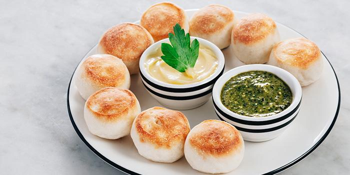 Baked Mushrooms, PizzaExpress, Tsuen Wan, Hong Kong
