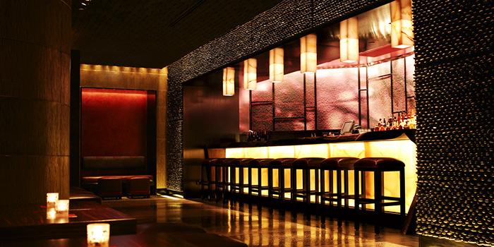 Bar Area of NOBU InterContinental Hong Kong, Tsim Sha Tsui East, Hong Kong