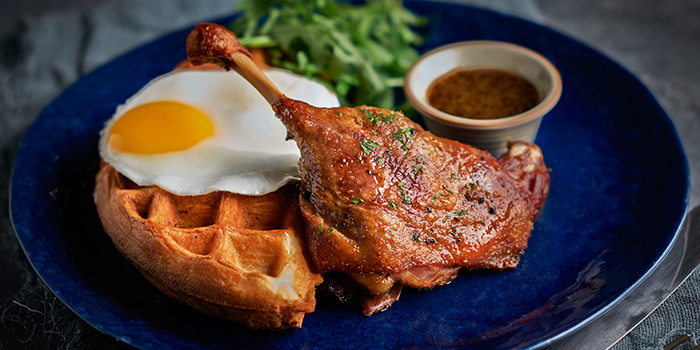 Duck & Waffle from Brio at Jurong Point Shopping Centre in Jurong, Singapore