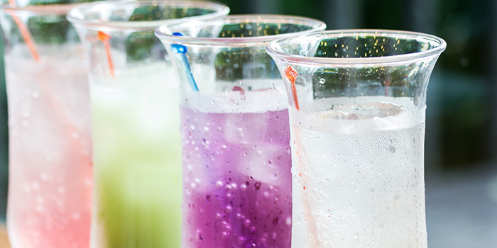 Fresh Soda from Bushi Cafe at Bugis+ in Bugis, Singapore