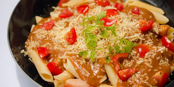 Pasta de Curry from Bushi Cafe at Bugis+ in Bugis, Singapore