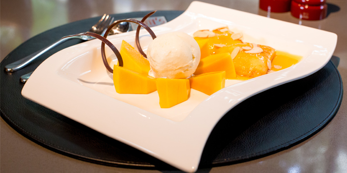 Crepe Suzette from Sam