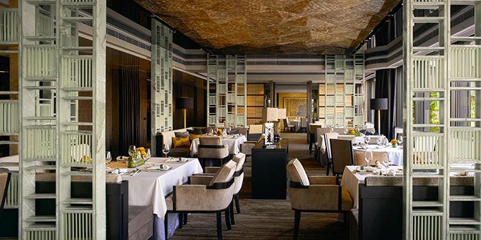 Dining Area of Yan Toh Heen, Tsim Sha Tsui East, Hong Kong