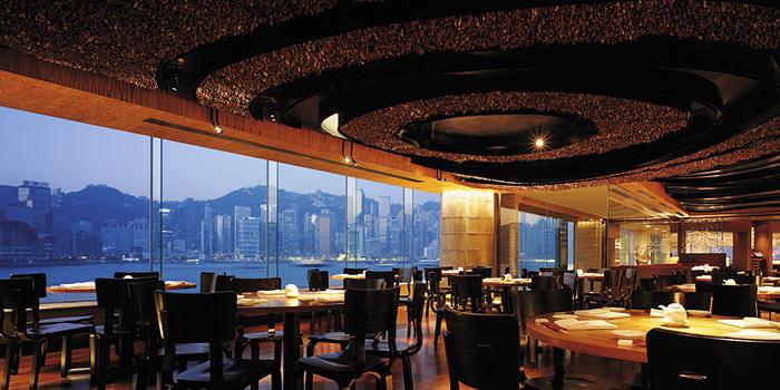 Dining Area of NOBU InterContinental Hong Kong, Tsim Sha Tsui East, Hong Kong