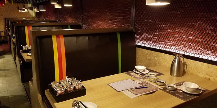 Dining Area of 101 Craft Hotpot, Tsim Sha Tsui, Hong Kong