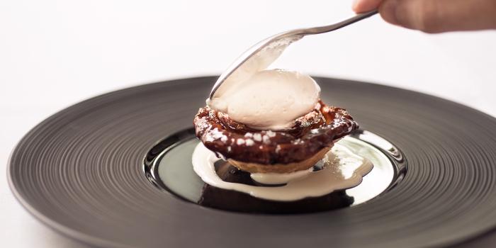 Caramelised Onion, Hot & Cold Grana Padano from FOO