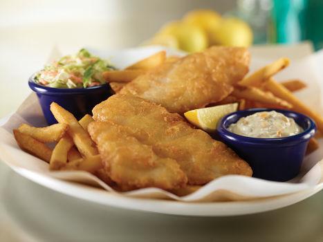 Fish n Chips HRC