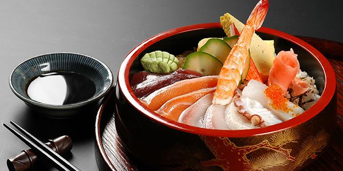 Sashimi Don from Kotobuki Japanese Restaurant (112 Katong) in Marine Parade, Singapore