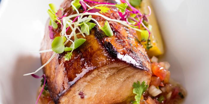 North Pacific Black Cod Steak from CHAR Bangkok at Hotel Indigo Bangkok Wireless Road, Bangkok