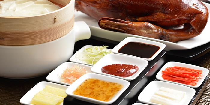 Peking Duck, Yan Toh Heen, Tsim Sha Tsui East, Hong Kong
