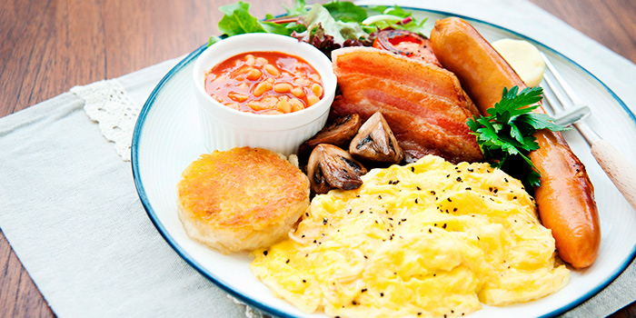 Ultimate Signature Breakfast from Prive CHIJMES in City Hall, Singapore