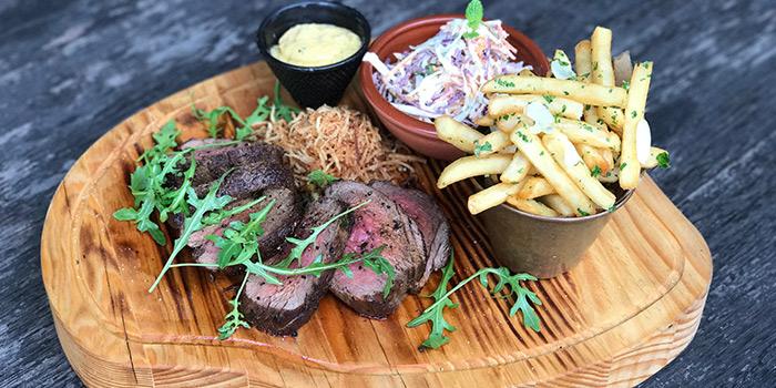 Steak & Fries from Jamie