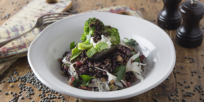 Superfood Salad, Jamie