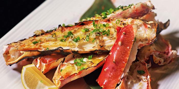 Taraba King Crab from Soraya Japanese Steak & Izakaya in Surawong Center Alley, Bangkok