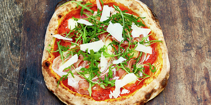 The Parma Pizza from Jamie
