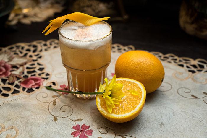 Cocktial in La Laguna, Bali