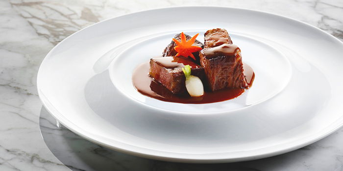 48 Hours Wagyu Short Ribs from Akira Back in JW Marriott Hotel Singapore South Beach in City Hall, Singapore