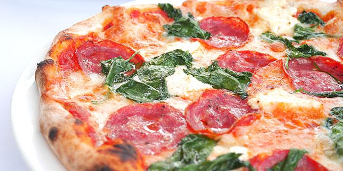 Pizza Acqua di Farina from Acqua e Farina at The Rail Mall in Bukit Timah, Singapore