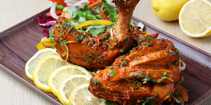 Tandoori Chicken from Beer Factory in Raffles Place, Singapore