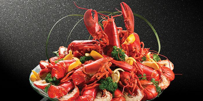 Chilled Boston Lobster, Cafe Allegro, Tsim Sha Tsui, Hong Kong