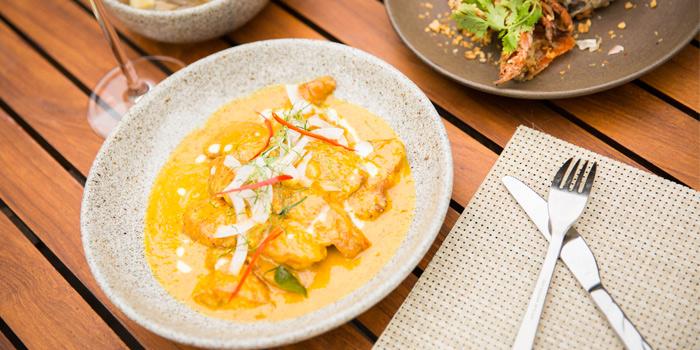 Seafood at Trisara