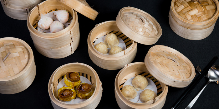 Dim Sum from The Pagoda at Bangkok Marriott Marquis Queen