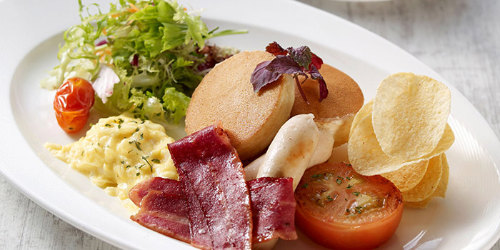 All Day Breakfast from Eatzi Gourmet Bistro (SAFRA Yishun) in Yishun, Singapore