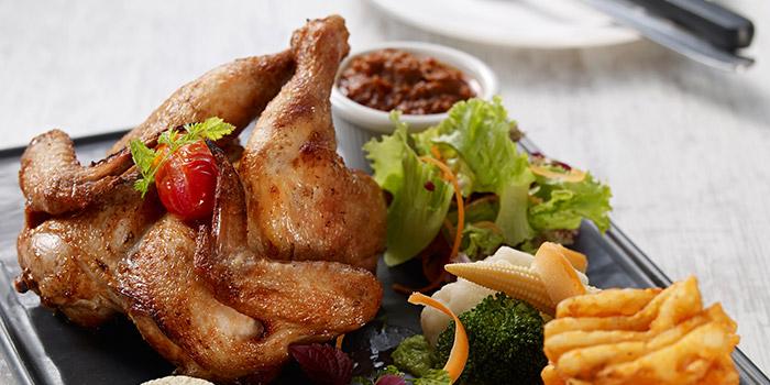 Spring Chicken from Eatzi Gourmet Bistro (SAFRA Yishun) in Yishun, Singapore