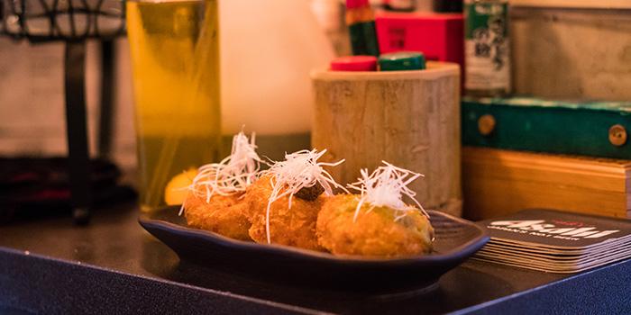 Fried Snacks, Shack Tapazaka, Causeway Bay, Hong Kong