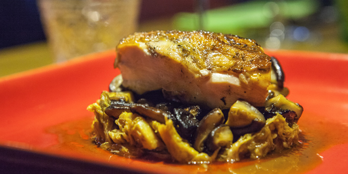 Gourmet Chicken from Clandestino Cantina in Sathorn Soi 10, Bangkok