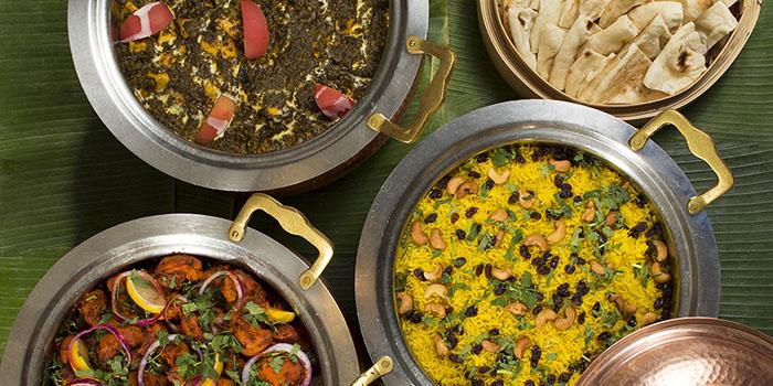 Indian Curry, Cafe Allegro, Tsim Sha Tsui, Hong Kong