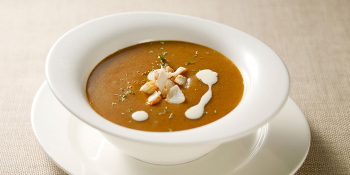 Lobster Bisque from Jack