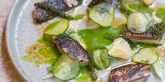 Pickled Mackerel from Maggie Joan