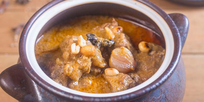 Massamun Keam Wua from Siam Tea Room at Bangkok Marriott Marquis Queen