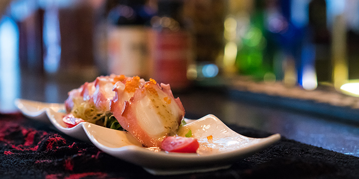Octopus Salad, Shack Tapazaka, Causeway Bay, Hong Kong