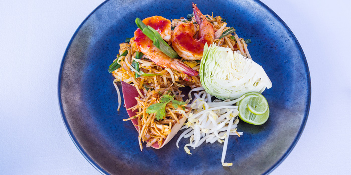 Pad Thai from The Deck in Cherngtalay, Phuket, Thailand