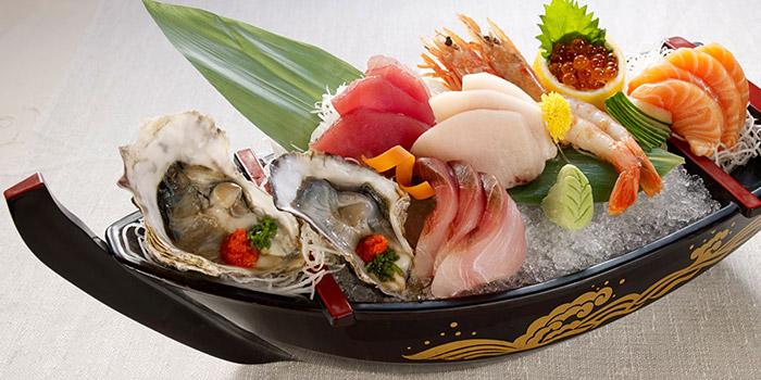 Akari Sashimi from Restaurant Hoshigaoka (Woodlands Civic Centre) in Woodlands, Singapore
