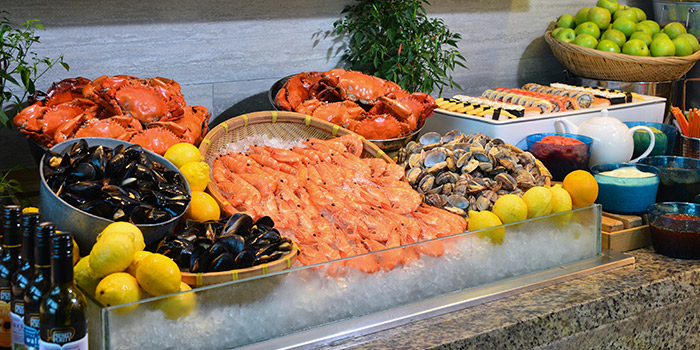 Seafood Spread from Makan@Jen at Hotel Jen Orchardgateway in Orchard Road, Singapore