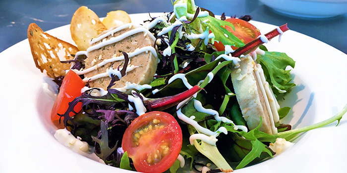 Tuna Savory Pate Salad from The Terminal in Yio Chu Kang, Singapore