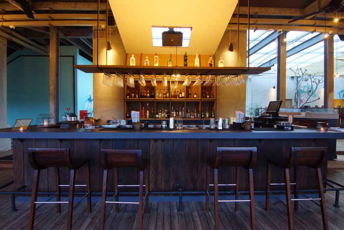 Interior 3 at BART (ARTOTEL Sanur)