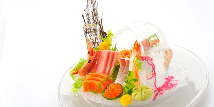 Assorted Sashimi from Utage at Plaza Athénée Bangkok, A Royal Meridien Hotel, Bangkok