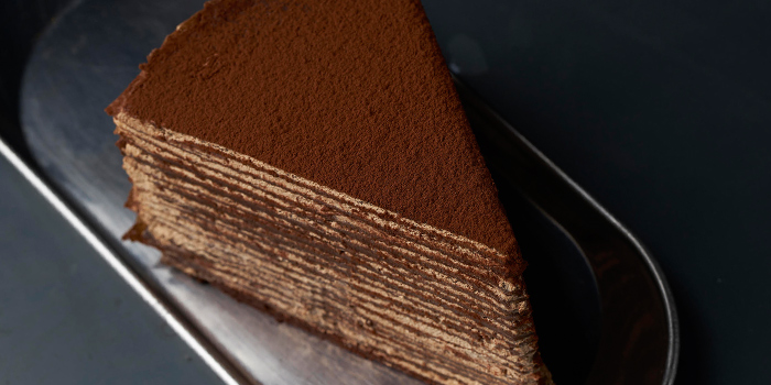 Layered Cake from Awfully Chocolate (Holland Village) in Holland Village, Singapore