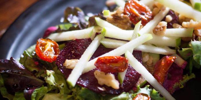 Beetroot Salad from Marcel in Soi Suksavittaya, Bangkok