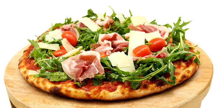 San Daniele Pizza from Brunetti in Tanglin, Singapore